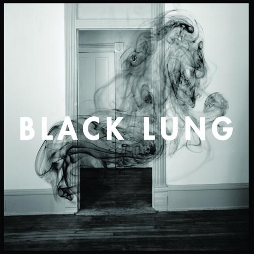 Black Lung - s/t - LP mit bedrucktem Inlett und Texten