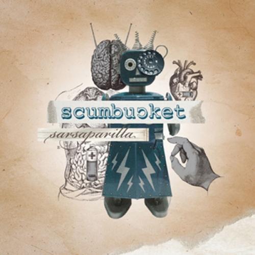 Scumbucket - Sarsaparilla - CD