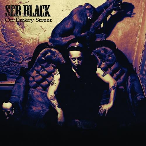 Seb Black - On Emery Street - CD