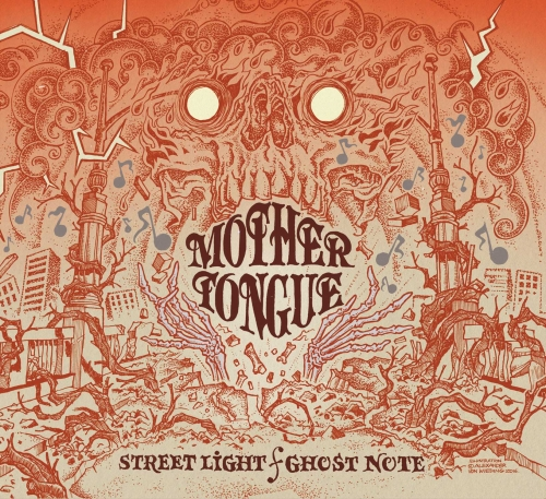 Mother Tongue - Streetlight / Ghost Note - Fan Edition (2016) Doppel CD