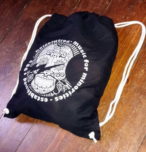 Nois-o-Bag / Hipster Sack für den Rücken.
