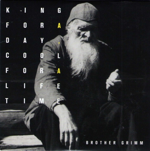 Brother Grimm - King For A Day - Cool For A Lifetime  LP (mit Poster)