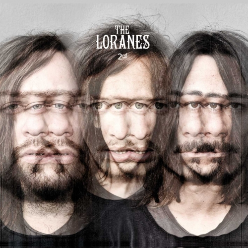 THE LORANES - 2nd - LP (Limited Edition in transparentem Vinyl. plus Poster,Textblatt und Downloadcode)