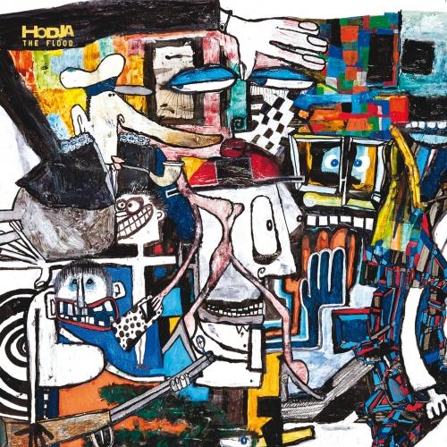 Hodja - The Flood (CD im Digipack und 8-seitigem Booklet.)