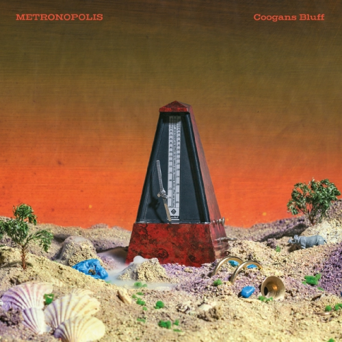 Coogans Bluff - Metronopolis - LP (plus MP3 Download)