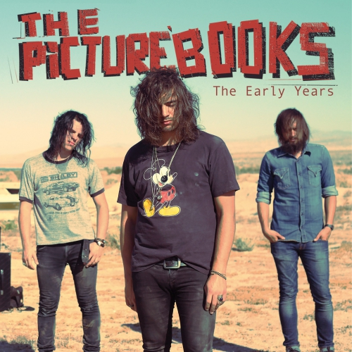 The Picturebooks - The Early Years - Club 100  (strictly limited Edition) Bestellbar ab 30.11.2020 um 12 Uhr !!