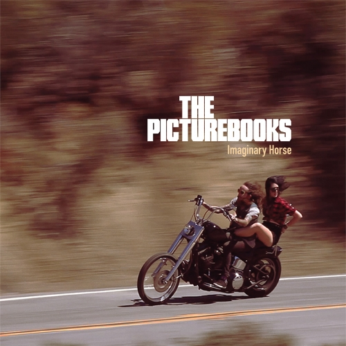 The Picturebooks - Imaginary Horse - LP - Signiert!