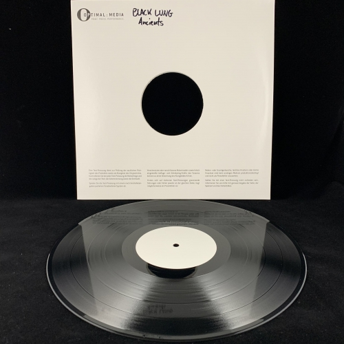 BLACK LUNG - Ancients - LP  (limited Edition, col.Vinyl, Poster, Download)
