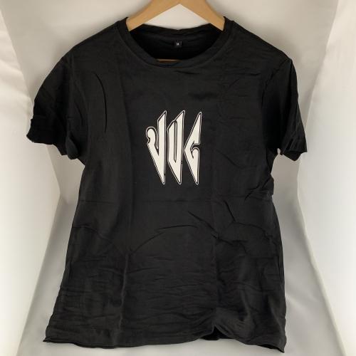 VUG - Logo T-Shirt (schwarz - weißer Druck) + exklusivem Single Download
