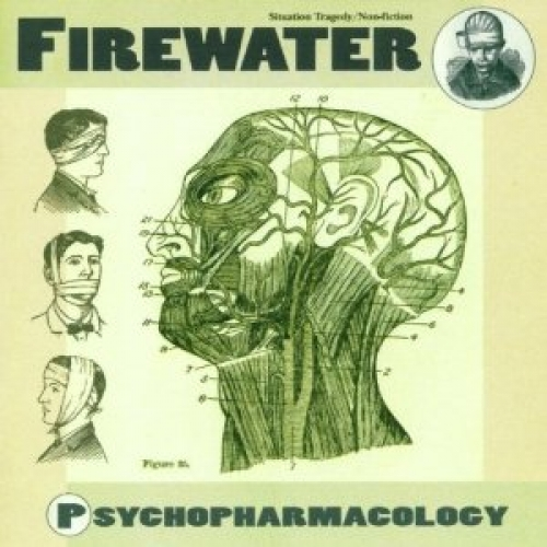 Firewater - Psychopharmacology - CD