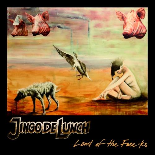 Jingo de Lunch - Land of the Free-ks CD