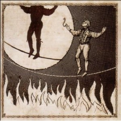 Firewater - The Man On The Burning Tightrope - CD