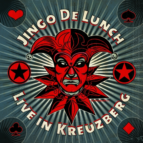 Jingo de Lunch - Live in Kreuzberg LP