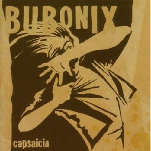 Bubonix - Capsaicin - CD