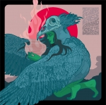 The Flying Eyes - Burning of The Season (LP lim. Edition, colored Vinyl, Poster, Downloadcode)