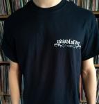 Noisolution XXV - T-Shirt (beidseitiger Druck / Front Noisolution - Back Tiger)