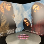 Hathors - Grief, Roses & Gasoline - LP (lim. Ed. silbernes Vinyl, Gatefold Artwork plus Download Code)