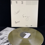 Hathors - Brainwash - LP GOLD -- Signiert!! --  (lim. Edition colored golden 180gr Vinyl / MP3