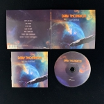 Daily Thompson - Oumuamua - CD im Digisleeve mit 8-seitigem Booklet