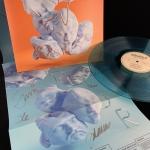 Kaskadeur - Uncanny Valley - LP (limited Edition - SIGNIERTES Poster incl. Lyrics und Downloadcode)