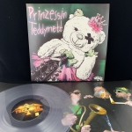 Tschaika 21/16 - Prinzessin Teddymett -  LP (140 Gramm clear Vinyl, Poster, DLC)