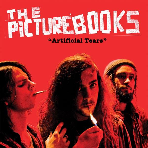 Picturebooks, Artificial Tears, Noisolution, 2010, Album Cover