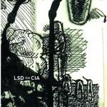 LSD On CIA, s/t, Noisolution, 2014, Cover, Album