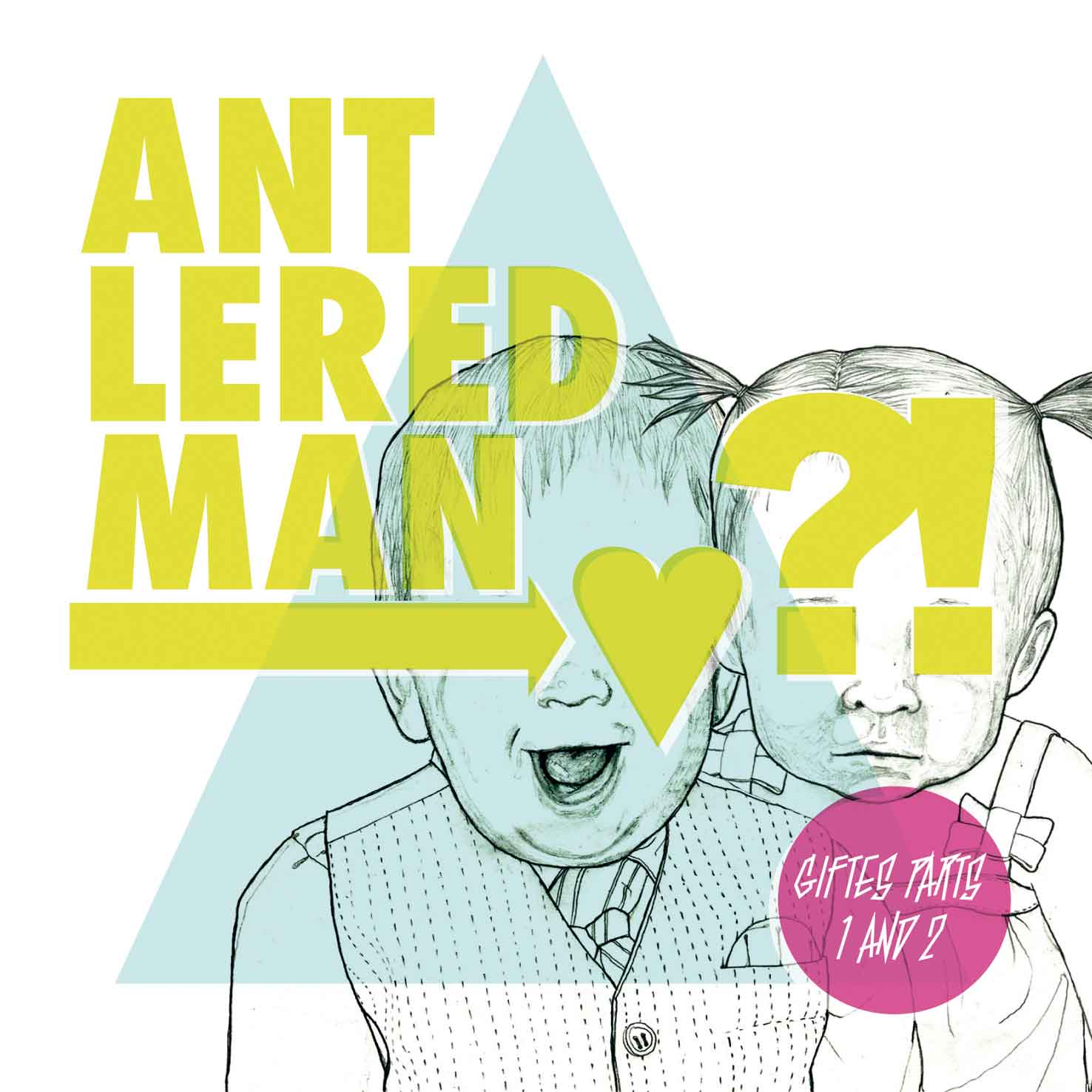 ATNLERED MAN, Cover, Giftes Part 1 & 2, Noisolution