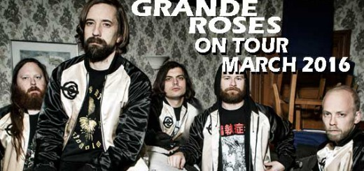 Grande Roses, Tour, 2016, live