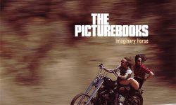The Picturebooks, Imaginary Horse, Noisolution, 2014, Album Cover