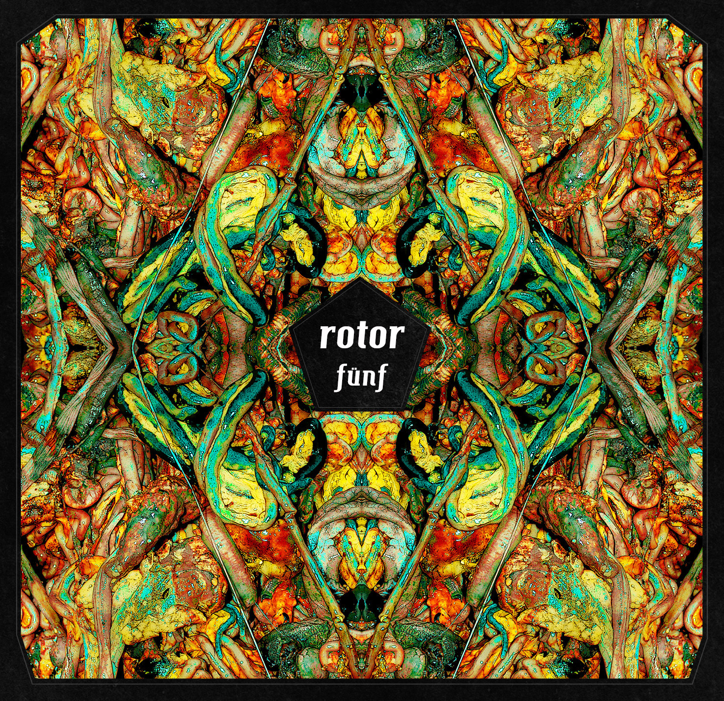 Rotor, Fünf, Cover, Noisolution