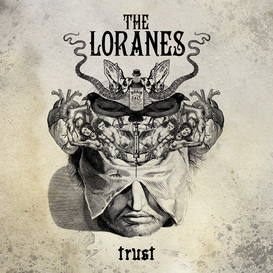 The Loranes, Trust, Noisolution, 2015