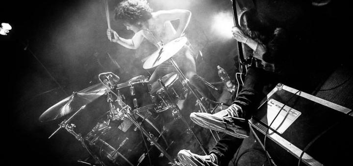 The Flying Eyes. on Tour, live, Noisolution, © Wojtek Dobrogojski