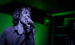 Jon Spencer photo by Matthew Pitkoff